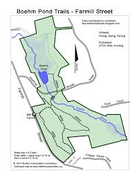 High Cliff State Park Map Shelton Trails