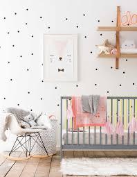 chambre de fille bebe chambre de baba idaes pour une fille 2017 et chambre bébé scandinave