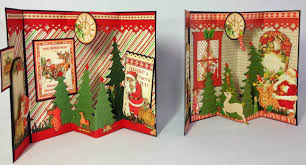 annes papercreations g45 how to make an 3d envelope card and