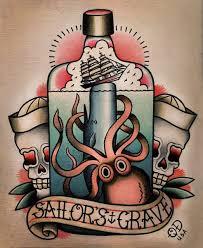 Tattoo Themes Ideas Best 25 Nautical Tattoos Ideas On Pinterest Nautical Tattoo