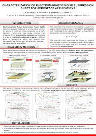 characterization of electromagnetic noise suppression sheet u2013 emc