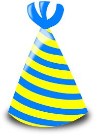 birthday hats birthday hat clip at clker vector clip online