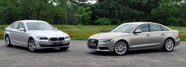 bmw a6 audi a6 c7 bmw 5 series sedan 520i review singapore oneshift com