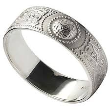 the gents wedding band men s celtic warrior shield sterling silver wedding band