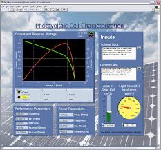 toolkit for i v characterization of photovoltaic cells national