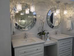 Modern White Bathroom - photos bath crashers diy