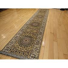 amazon com stunning 2x12 persian silk area rugs long hallway