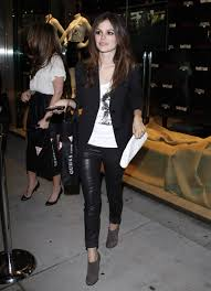 photos and quotes from rachel bilson about wedding plans and