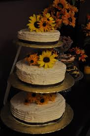 cooking and entertaining with leah champagne wedding cake with
