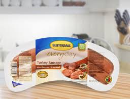butterball cooked turkey turkey sausages butterball