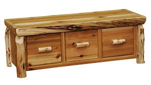 Coffee Table With Drawers by Enclosed Coffee Table With 3 Drawers