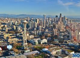 Seattle Tourist Map by Things To Do In Seattle Seattle Attractions