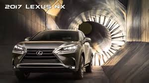 lexus sport hybrid concept 2017 lexus nx 200t redesign changes and concept youtube
