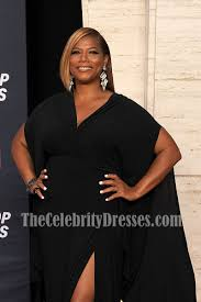 queen latifah black evening prom gown vh1 hip hop honors all hail