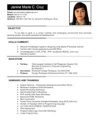 What Should Be My Objective On My Resume Cover Letter Objective For My Resume Objective Samples For My