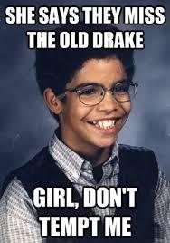 Drake Wheelchair Meme - 13 of the funniest drake jokes on the internet