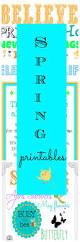 157 best printables spring images on pinterest free printables