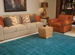 Teal And Gold Rug Orbit Collection Hand Loomed Wool Area Rug In Teal By Bd Fine