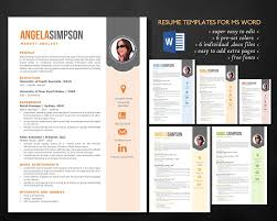 Resume Sample Visual Merchandiser by Stylish Word Photo Resume Templates Resume Templates Creative
