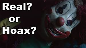 Scary Clown Meme - 2016 creepy clown sightings explained ifiseeaclown youtube