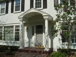 front porches on colonial homes 9 best colonial front porch images on front doors