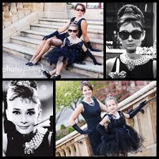 Baby Halloween Costumes U0026 Ideas Audrey Hepburn Mother Daughter Halloween Costume Idea Marvelous