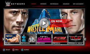 wwe network app available now on xbox 360 ps3 and ps4 but not