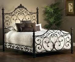 Metal Bed Frame Headboard Wayfair Metal Bed Frame Headboards Size Of Metal Bed Frames