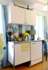 Best Tiny Kitchen Images On Pinterest Tiny Kitchens Home And - Magnetic backsplash