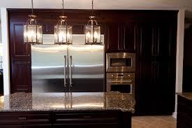 kitchen kitchen island lighting ideas design clear glass pendant