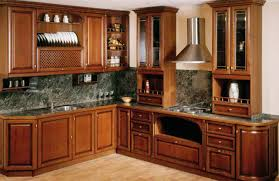 transitional kitchen with classic wood cabinets new home designs
