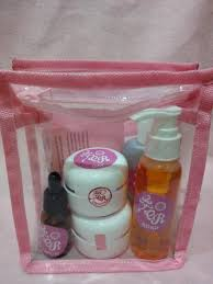 Pemutih Cr cr pink asli krim cr pemutih wajah 5 in 1 paket cr pink