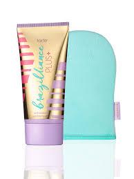 brazilliance set of 5 self tanning face towelettes tarte cosmetics