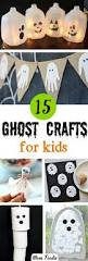 15 halloween ghost crafts for kids mom foodie