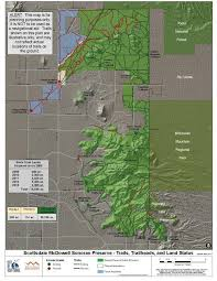 Seeking Ranch Seeking Input On Brown S Ranch Phase 3 Corridor Plan Mtbr