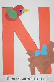t is for tractor this is a great letter cutting and gluing