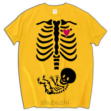 Halloween Maternity Skeleton Shirt by Online Get Cheap Skeleton Maternity Shirt Aliexpress Com