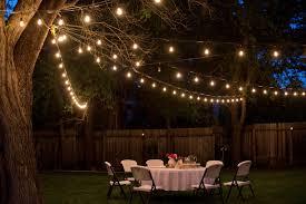 domestic fashionista backyard anniversary dinner party