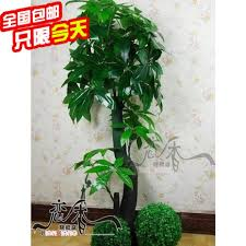 imitation plants home decoration freeshipping with pot total 155cm artificial plants bonsai