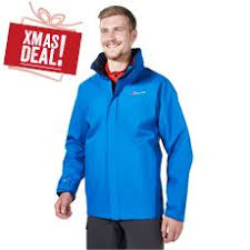 Berghaus Mens Long Cornice Jacket Berghaus Waterproof Jackets