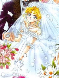 wedding dress anime ai no senshi net