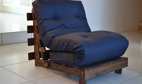 Wooden Single Sofa Chair Bed Single Futon Sofa Bed Intriguing Colourmatch Single Futon
