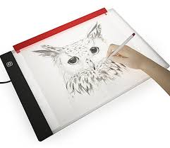 what is a light box used for in art artist tool feature drawing lightbox sketches