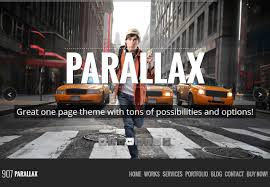 wp themes video background responsive full screen parallax effect wordpress theme with video