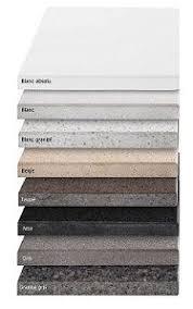 plan de cuisine en quartz plan de travail cuisine n 301 décor quartz gris stratifié chant