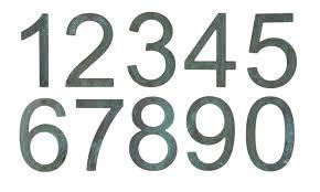 address numbers u0026 house letters you u0027ll love wayfair