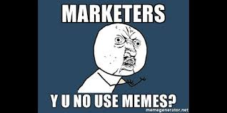 Your Story Meme - how to use memes for brand promotion and marketing