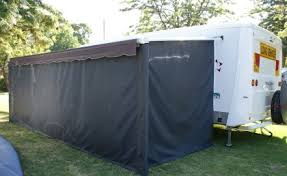 Annex For Caravan Awning Roll Out Awning Walls Sar Major Canvas Goods And Trailers