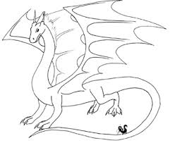 flying dragon coloring pages forcoloringpages com coloring home