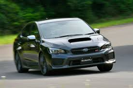 old subaru impreza subaru wrx sti 2018 facelift review auto express